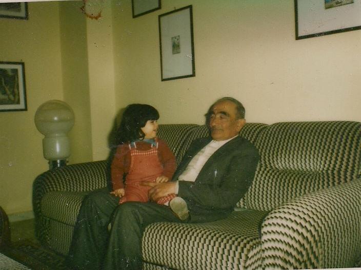 Mariagiovanna e nonno Domenico. (5)