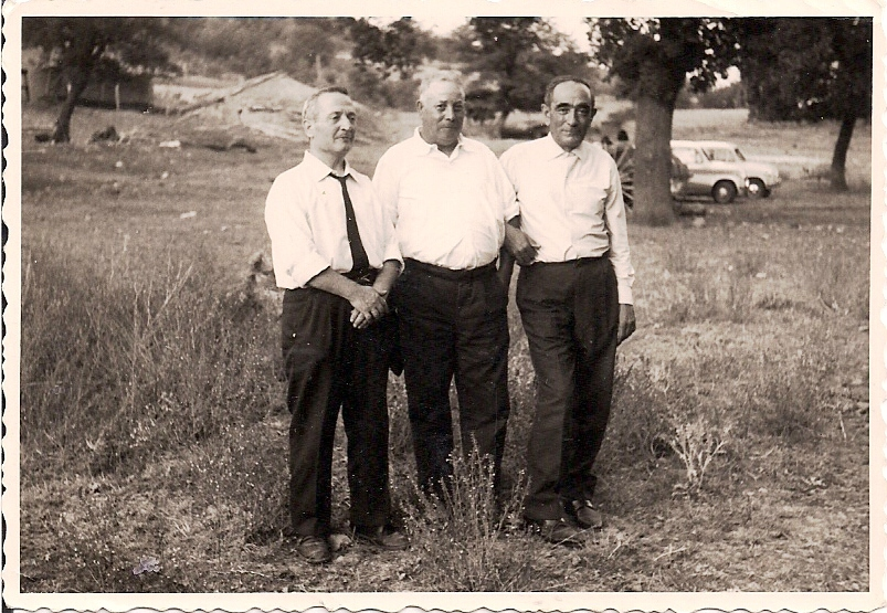 Nonno Domenico, 7-9-1969.